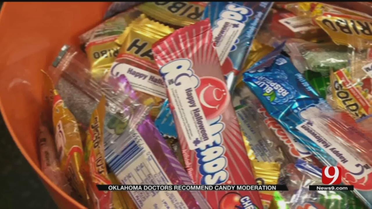 Medical Minute: Candy Consumption