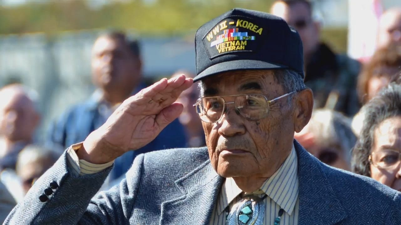 Choctaw Nation: Thank You Veterans (Choctaw)