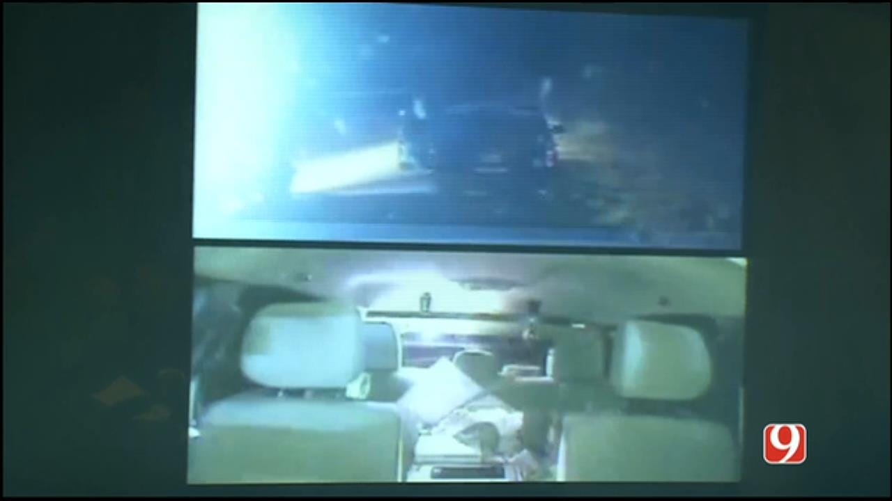 WEB EXTRA: OHP Releases Dashcam Video Of Troopers' Shootout With Michael Vance