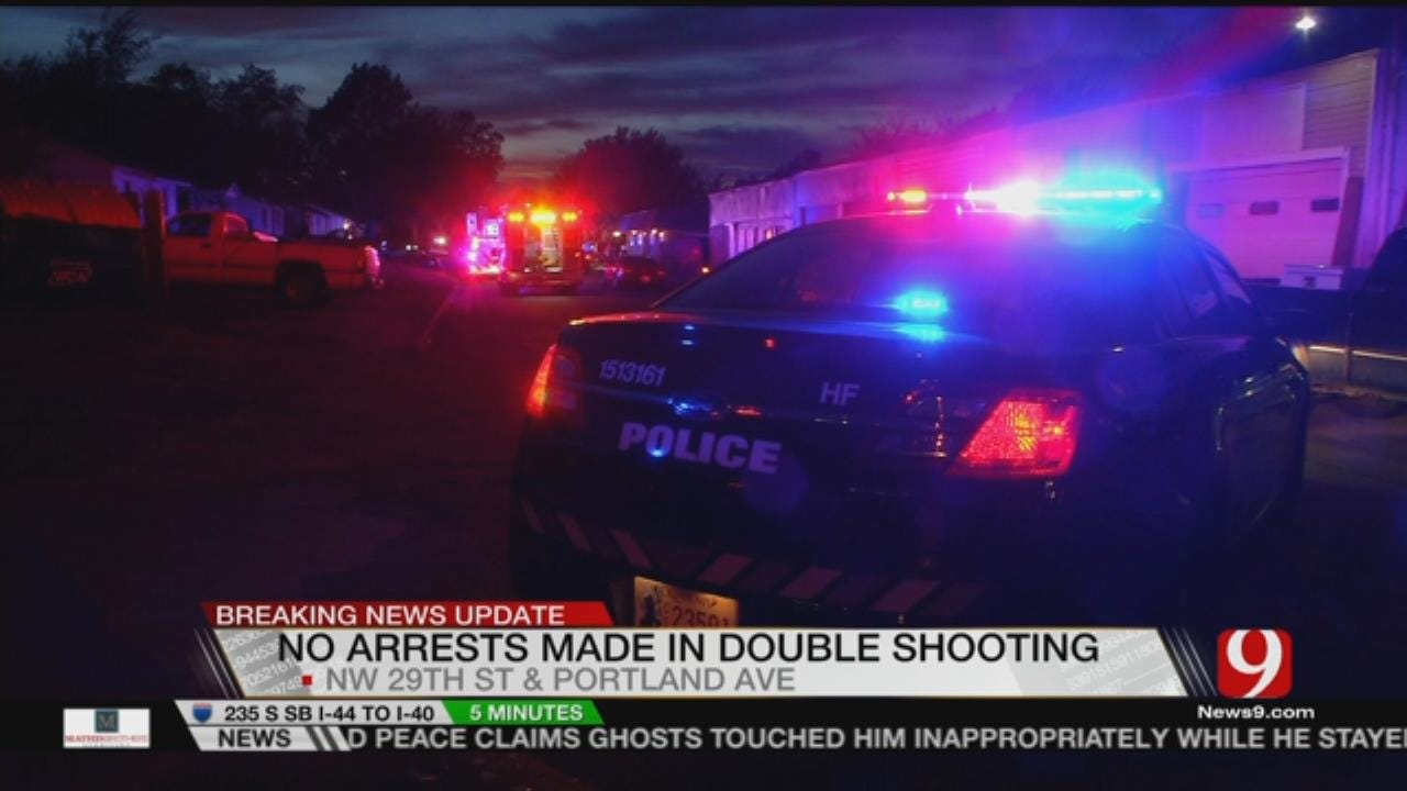 Two People Hospitalized After Shooting In NW OKC