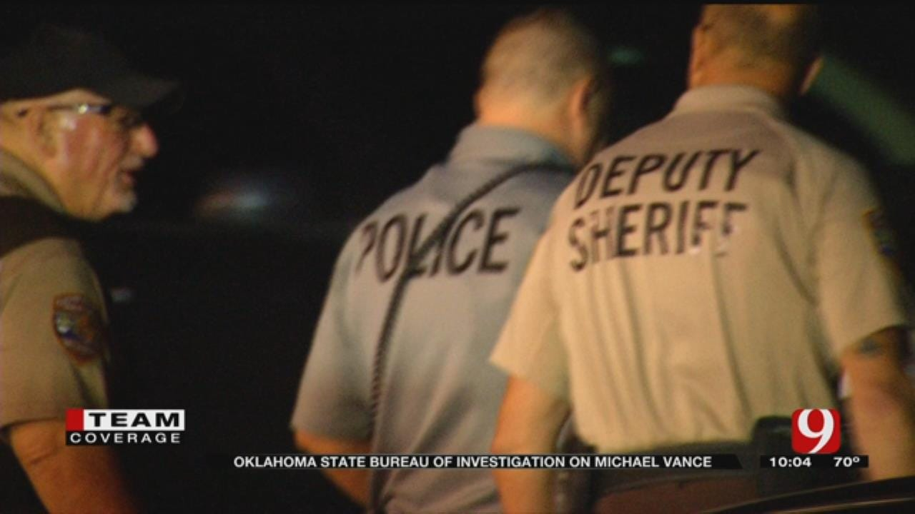 OSBI Investigation Into Michael Vance Continues