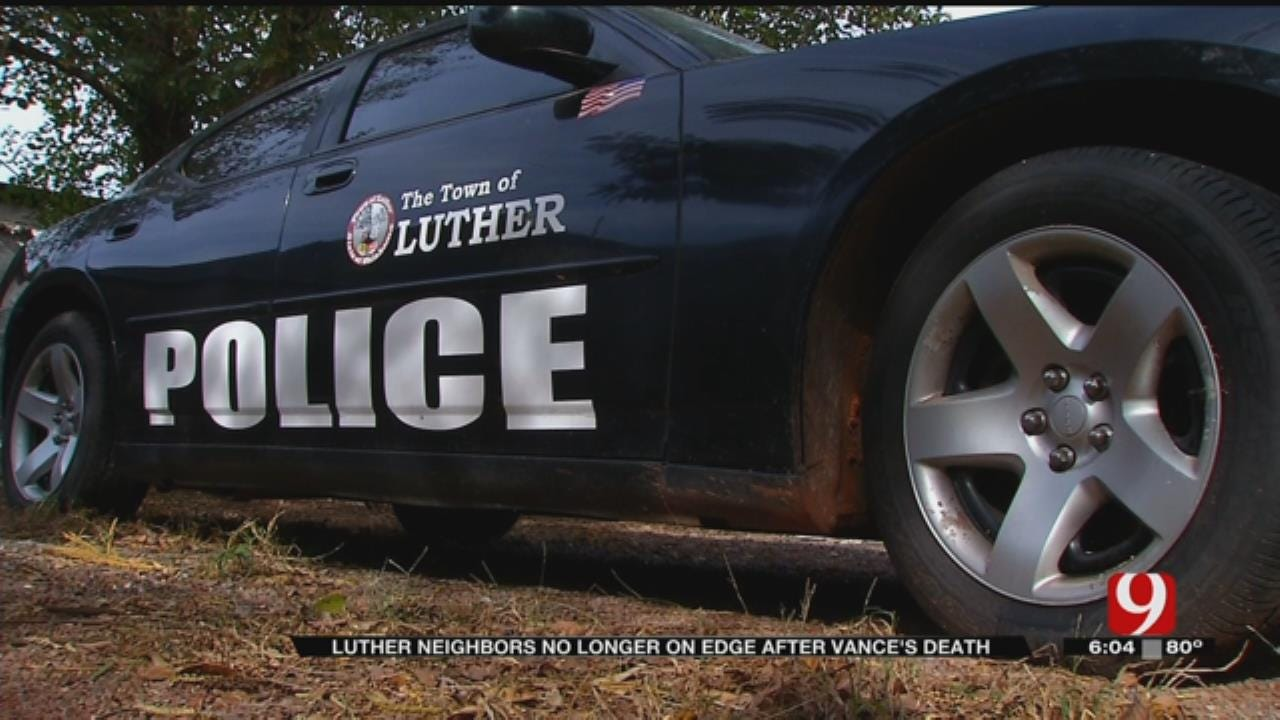Residents In Luther Relieved After Michael Vance Manhunt Ends