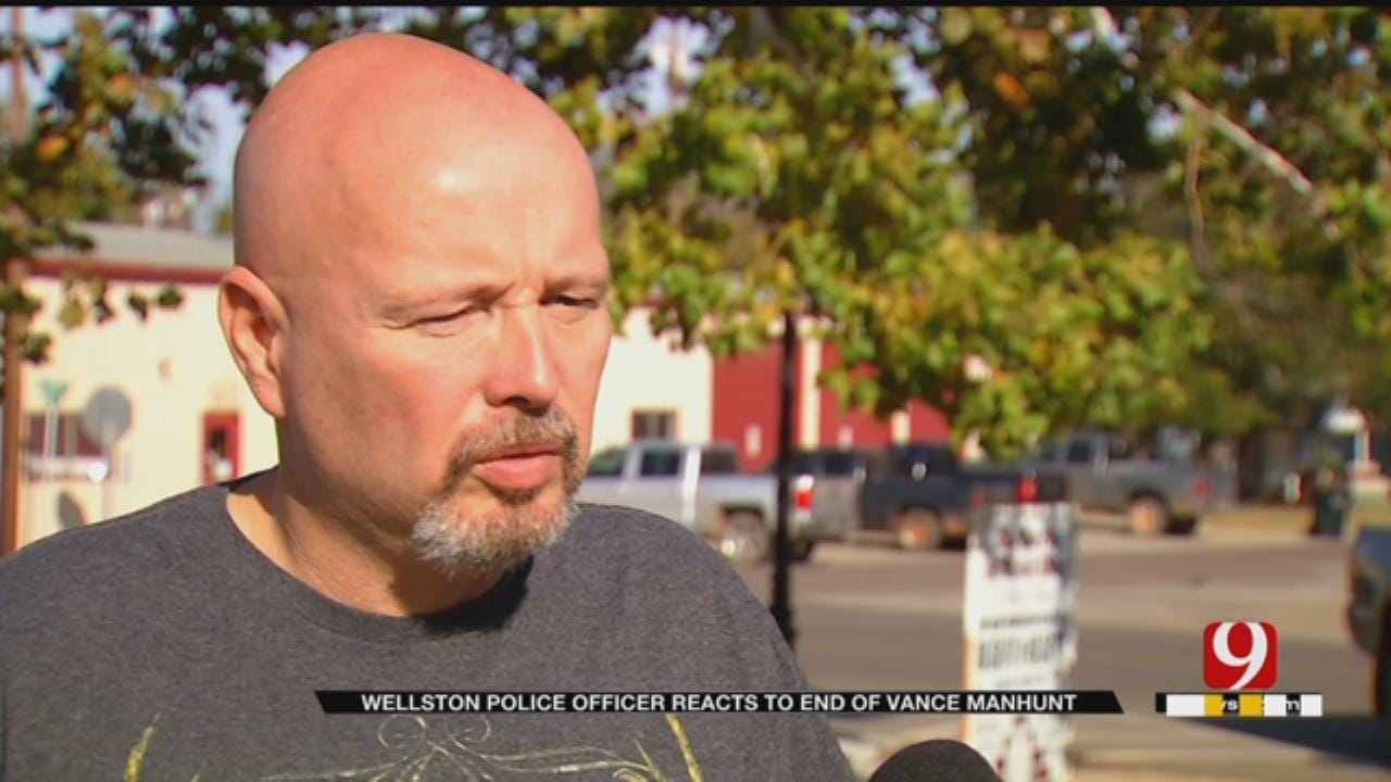 Wounded Wellston Officer Wishes He Could Have Killed Vance