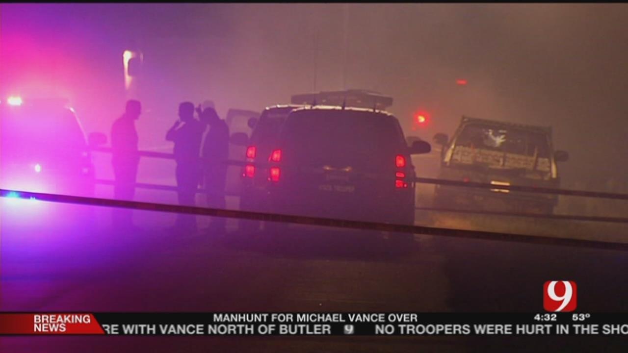 Troopers Shoot, Kill Vance On Sunday Near Leedey