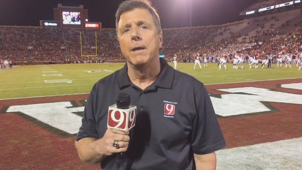 Dean Recaps OU's Win Over Kansas