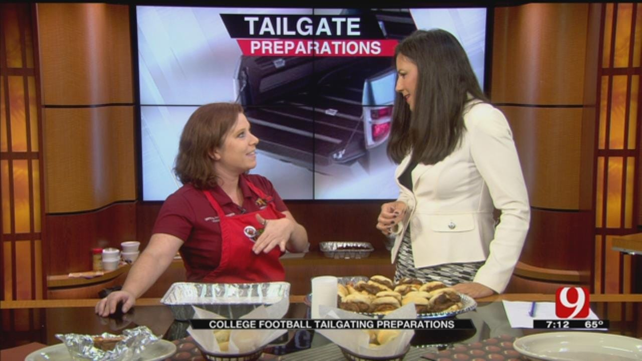 Texas Roadhouse: Tailgate Foods