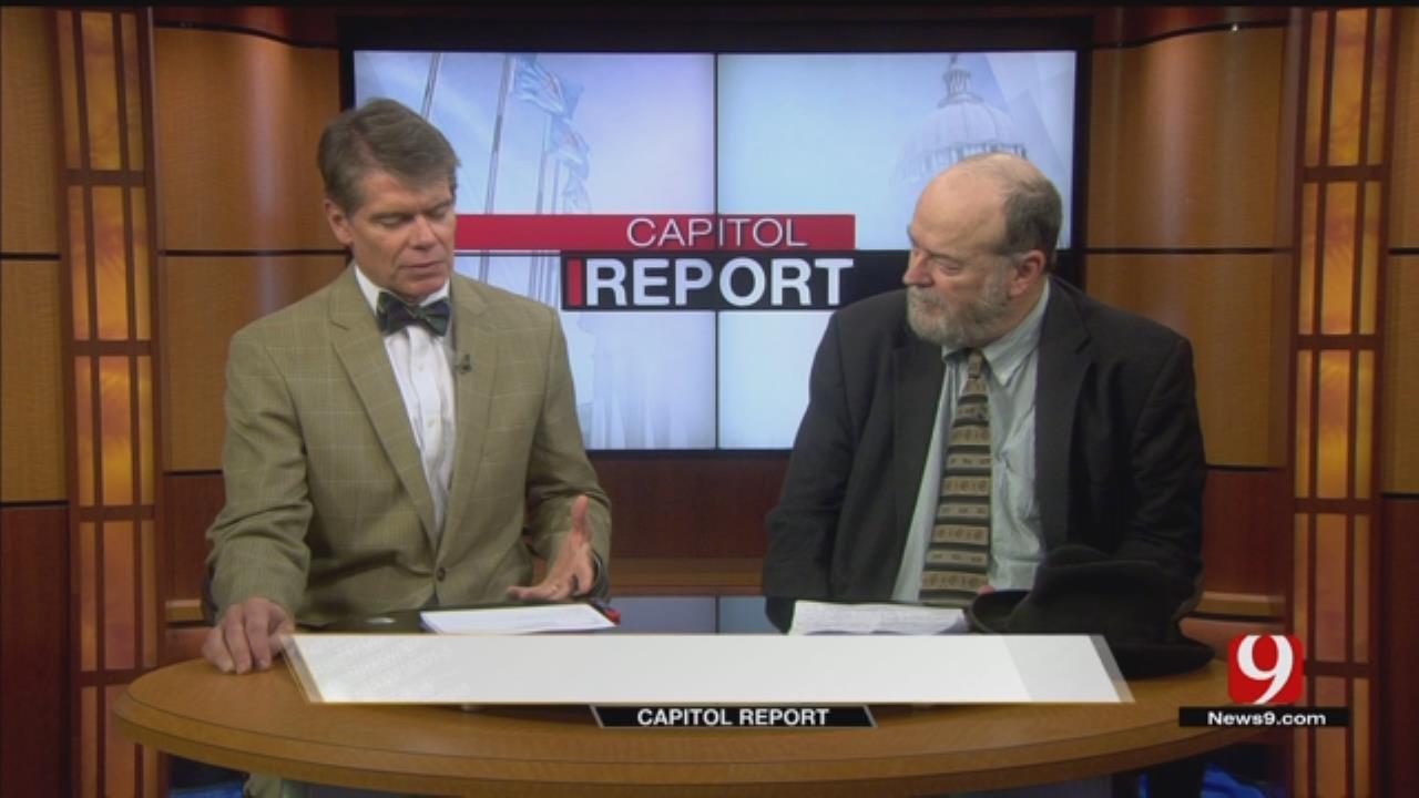 Capitol Report: State Legislative Race In N. OK