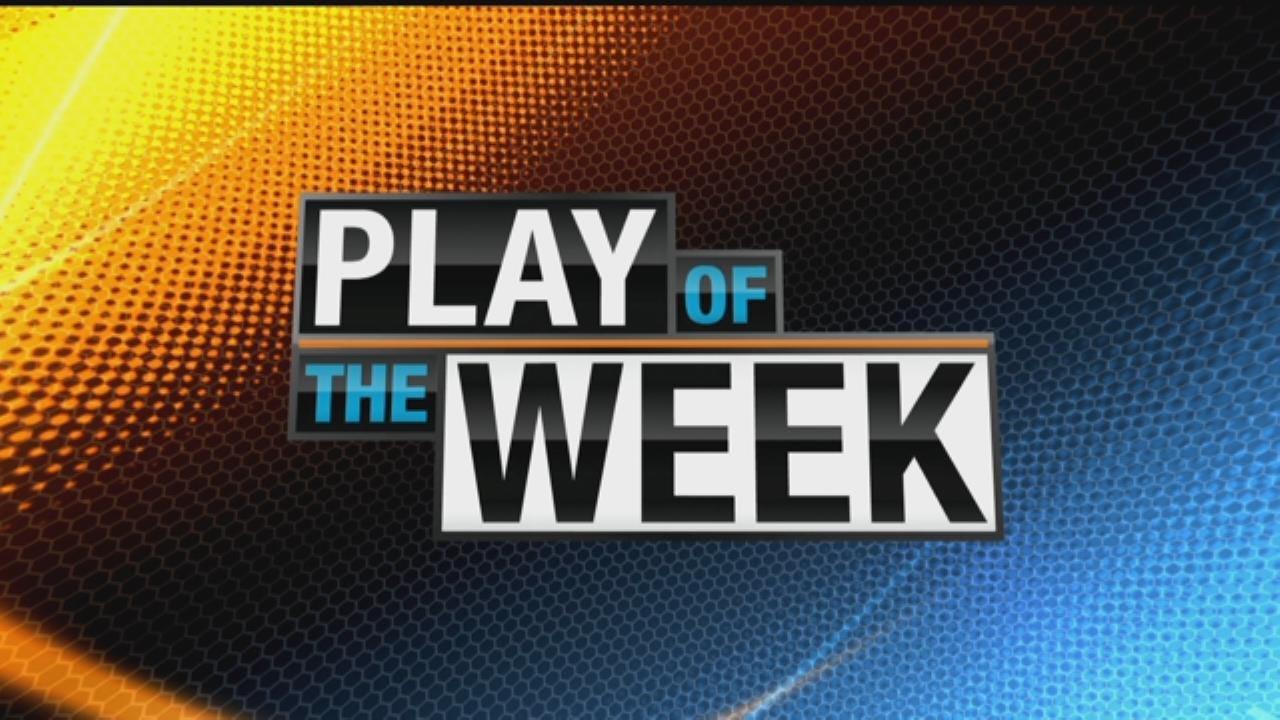 Play Of The Week: Jenks Trojans