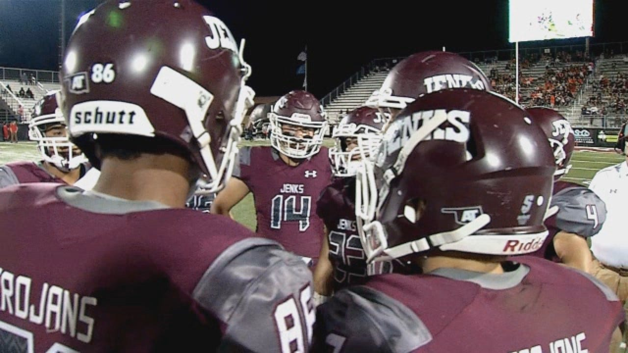 Jenks Beats Westmoore To Stay Undefeated