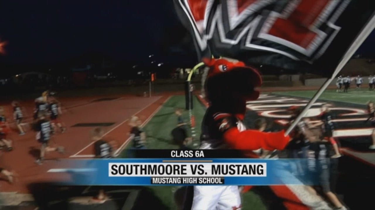 Mustang Beats Southmoore With Clutch Field Goal
