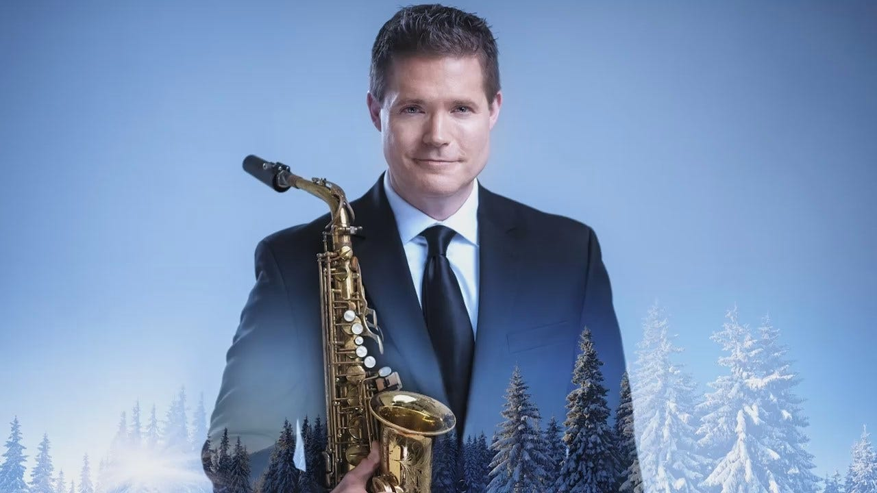 Grady Nichols: Falling in Love With Christmas