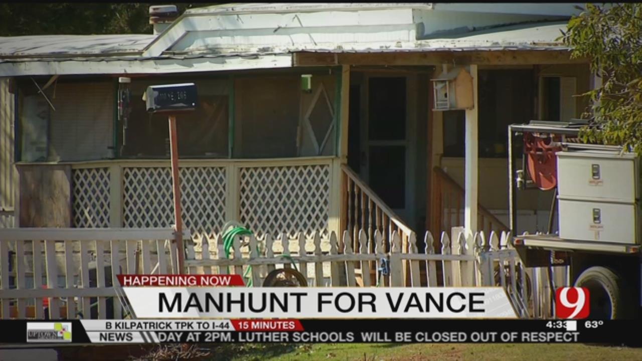 Manhunt Enters Sixth Day