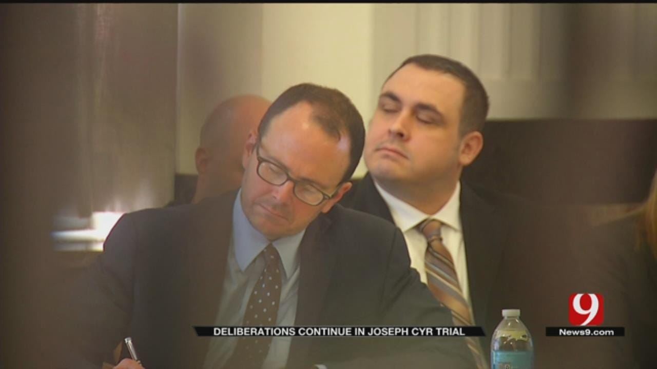 Jury Deliberates Fate Of Man Accused Of Killing Pregnant Blanchard Woman