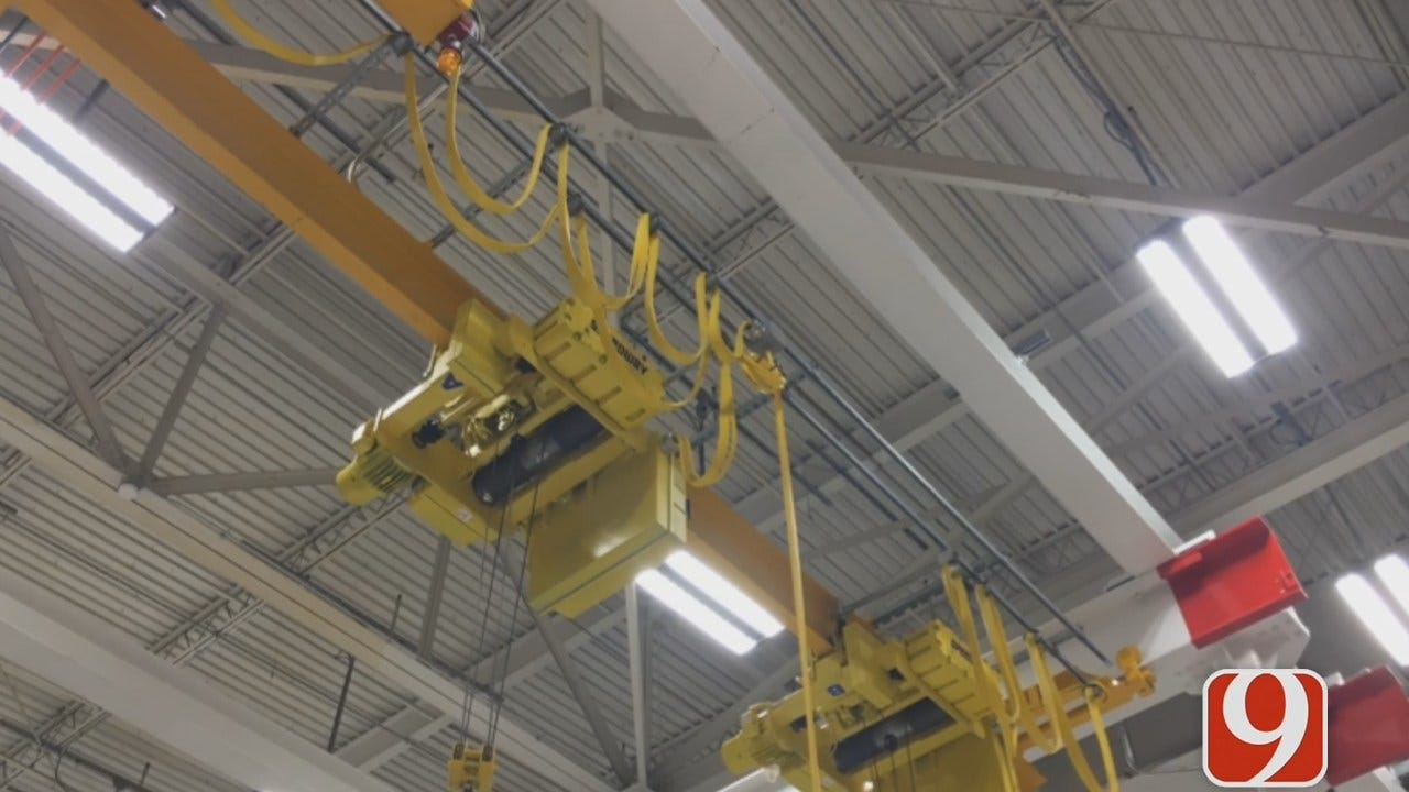 Tinker AFB Starts Energy Improvement Plan