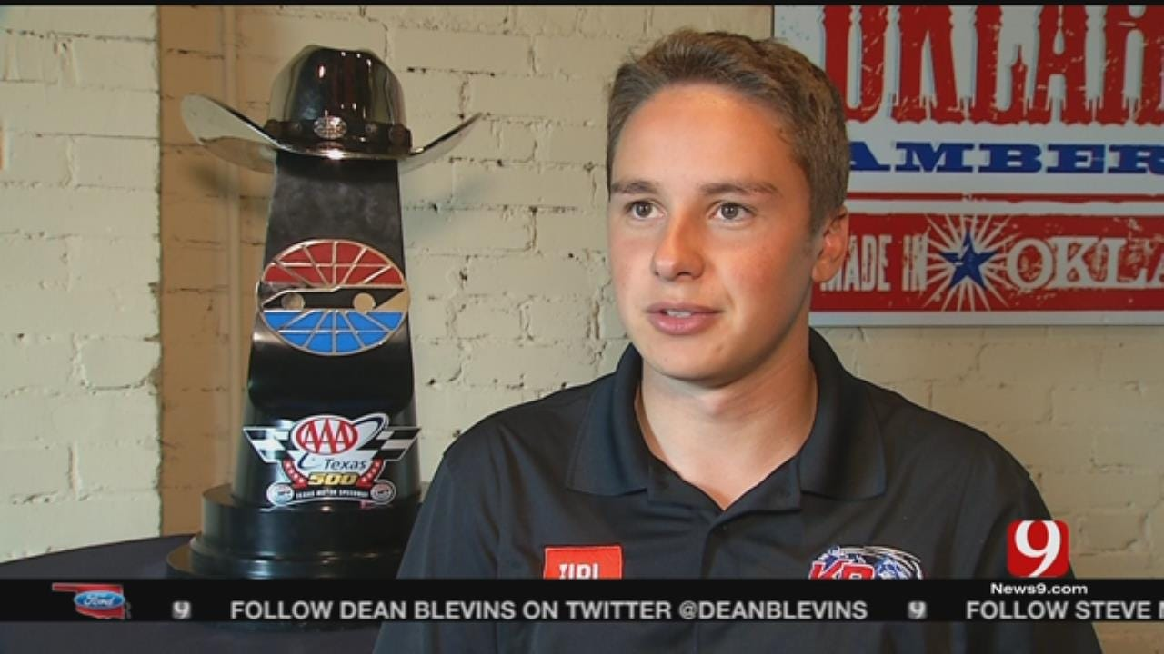 Norman Native Chris Bell Racing Close To Home