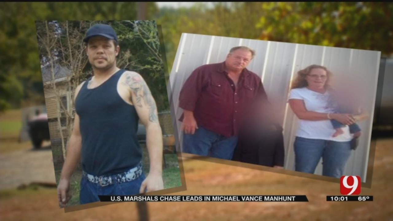 U.S. Marshals Chase Leads In Michael Vance Manhunt In Lincoln Co.