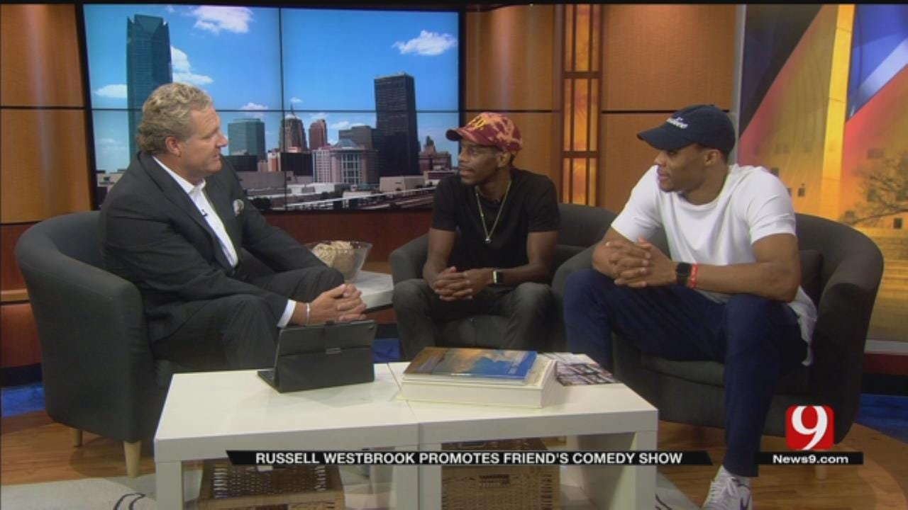 Russell Westbrook's Friend To Have Comedy Show In OKC