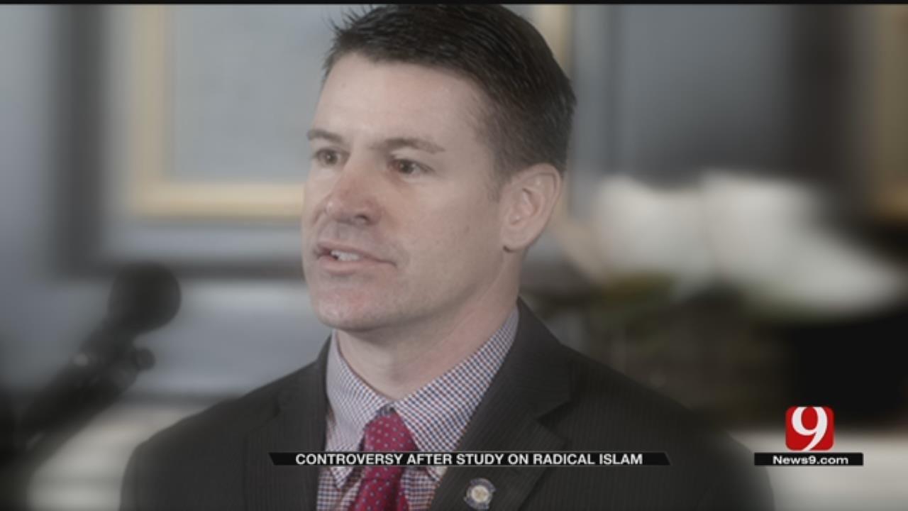 State Representative's Comments Stir Up Controversy After Radical Islam Study