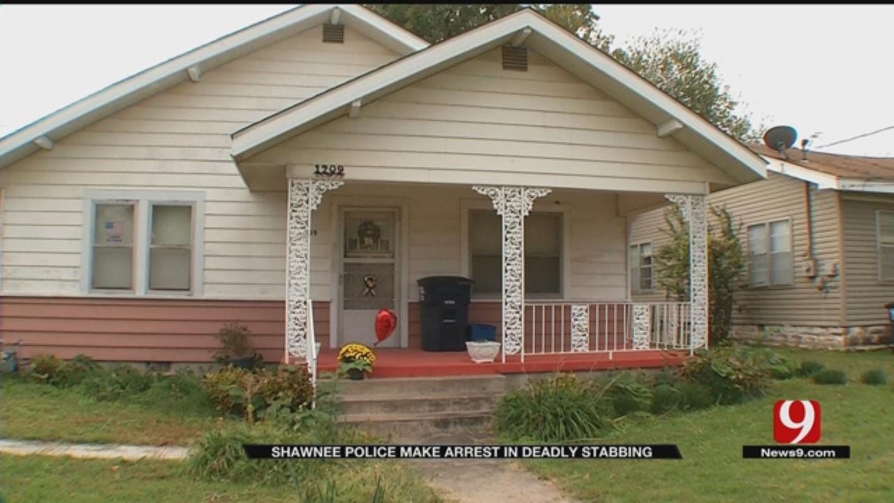 Police Detail What That Led To Arrests In Deadly Shawnee Stabbing
