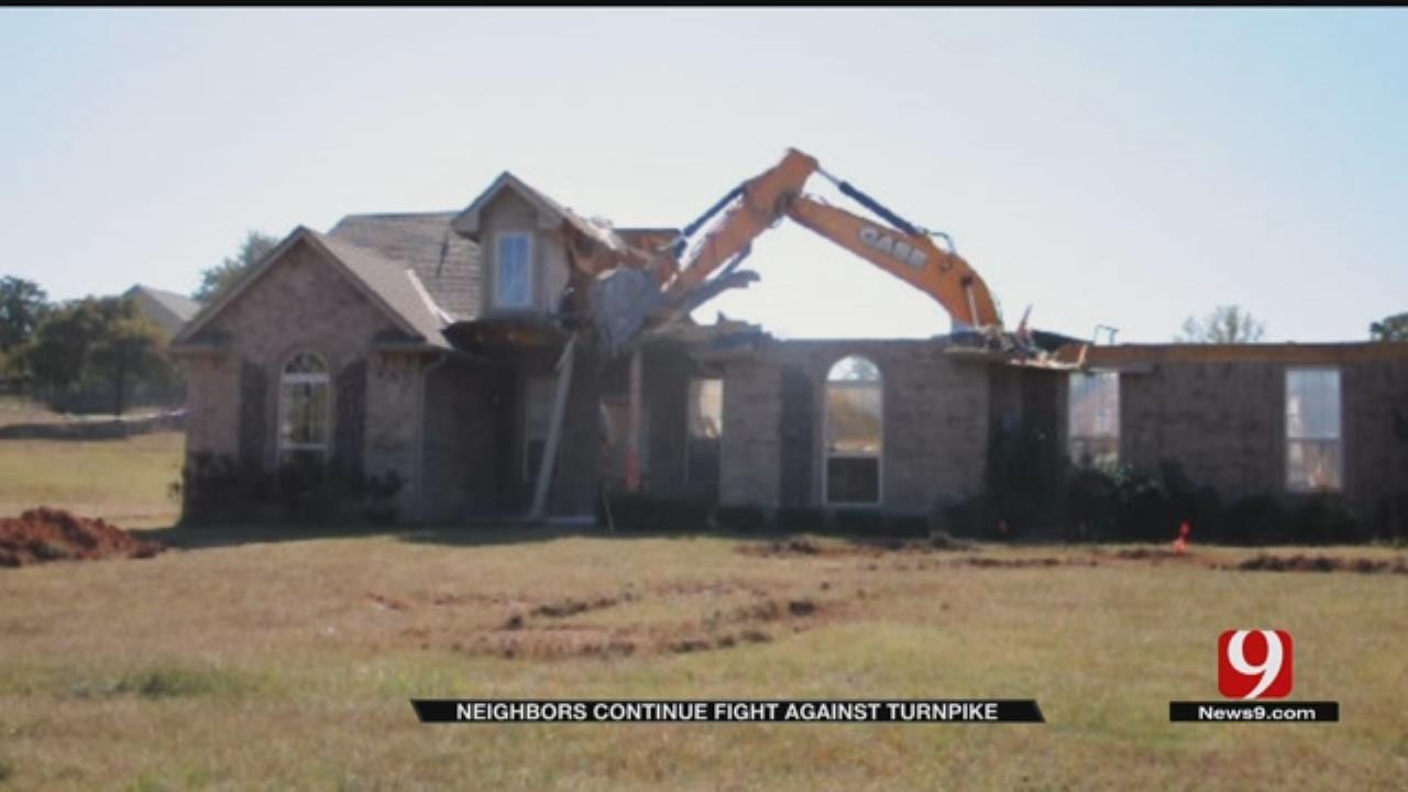Some Homes Being Demolished To Make Room For New Turnpike