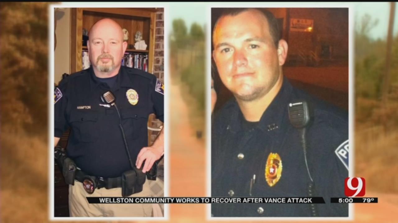 Police Chief, Witness Recall Vance's Shootut In Wellston