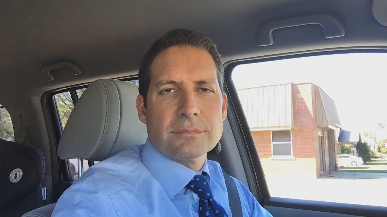 WEB EXTRA: Karl Torp Updates On Investigation Into Shawnee Elderly Woman's Stabbing Death