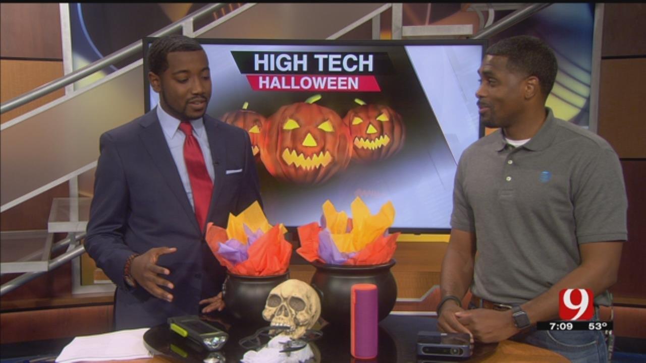 AT&T: High-Tech Halloween