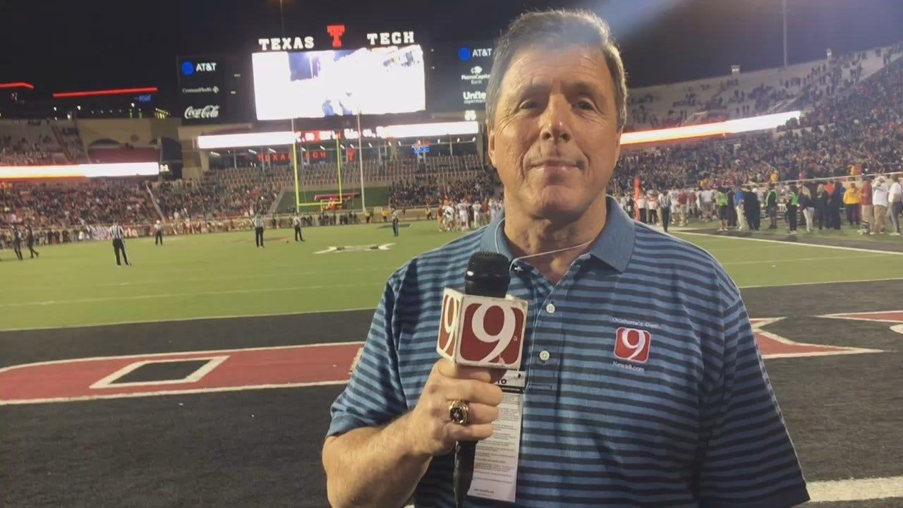 Dean Blevins Recaps OU's Win Over Texas Tech