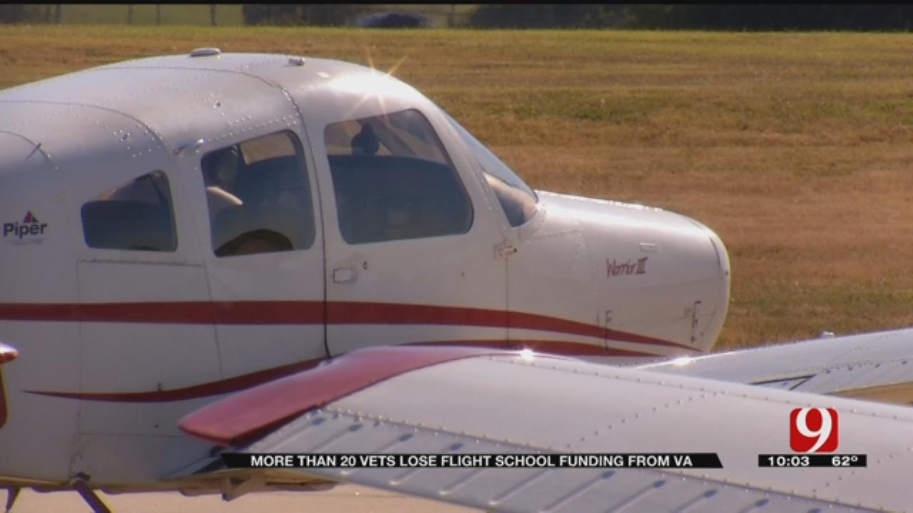 More Veterans Speak Out After VA Says It Won't Pay For Flight School