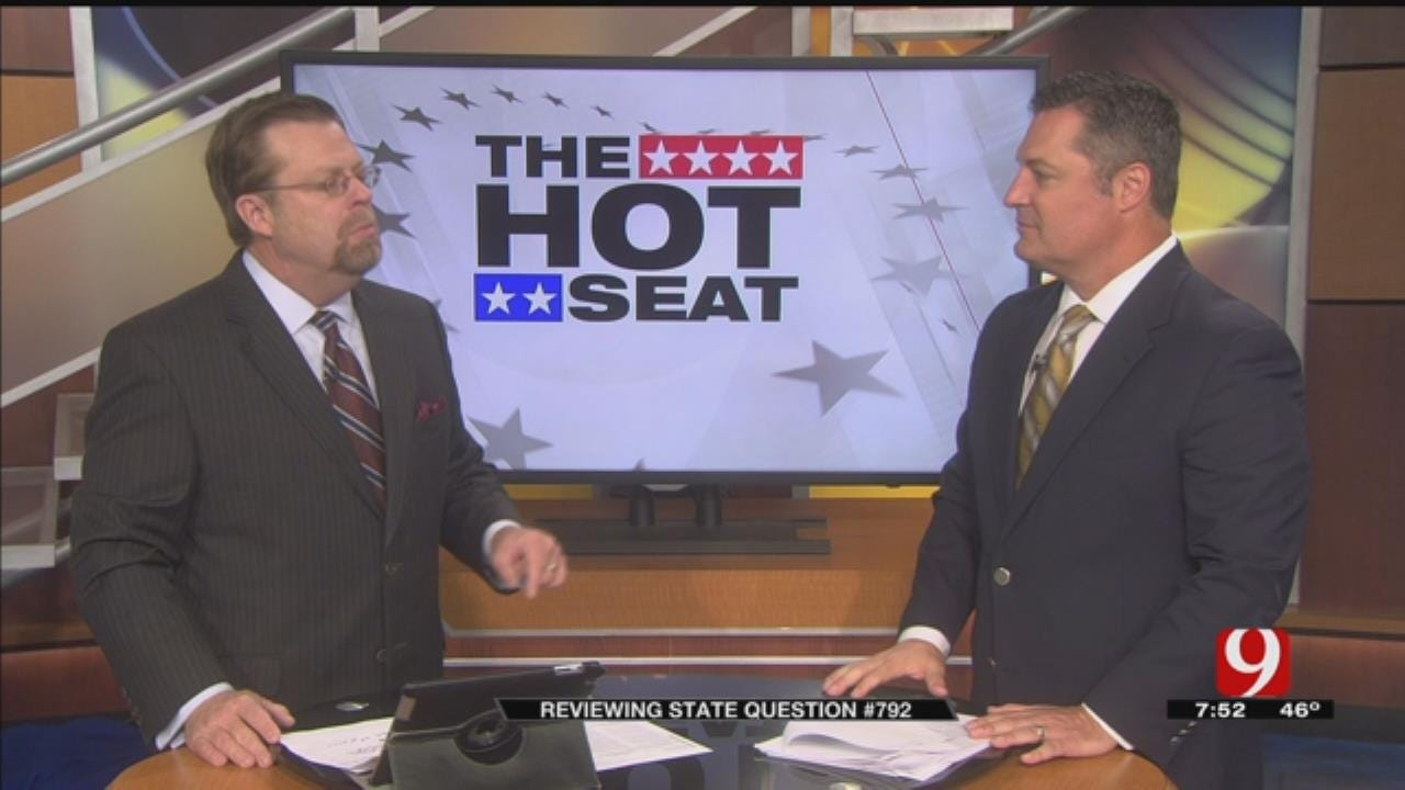 Hot Seat: Attorney Noble McIntyre - SQ 792