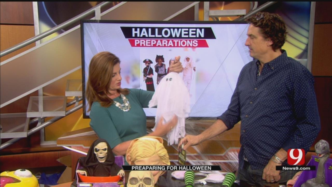 Party Galaxy: Popular Halloween Costumes