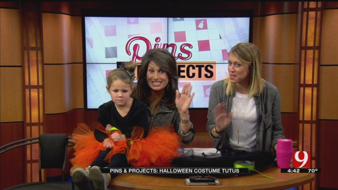 Pins & Projects: Halloween Costume Tutus