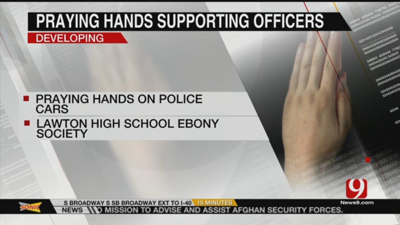 State House Candidate Leads Prayers For Police