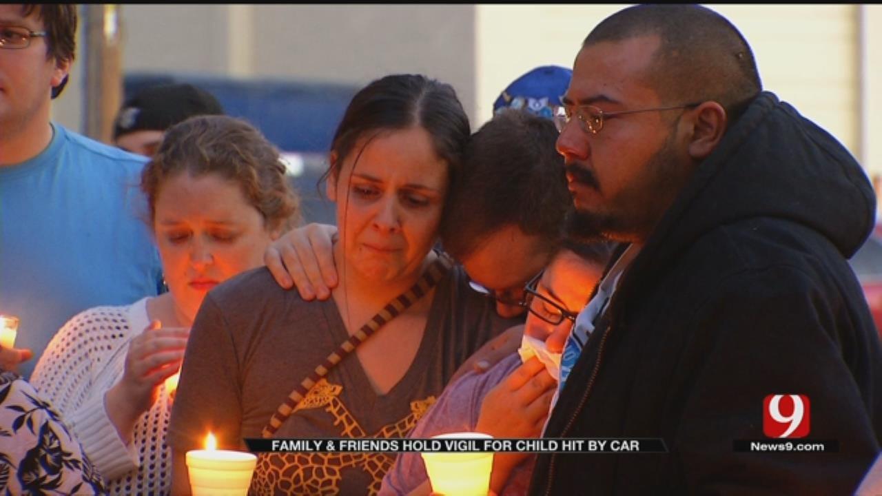 Family Holds Vigil For Zara Noah