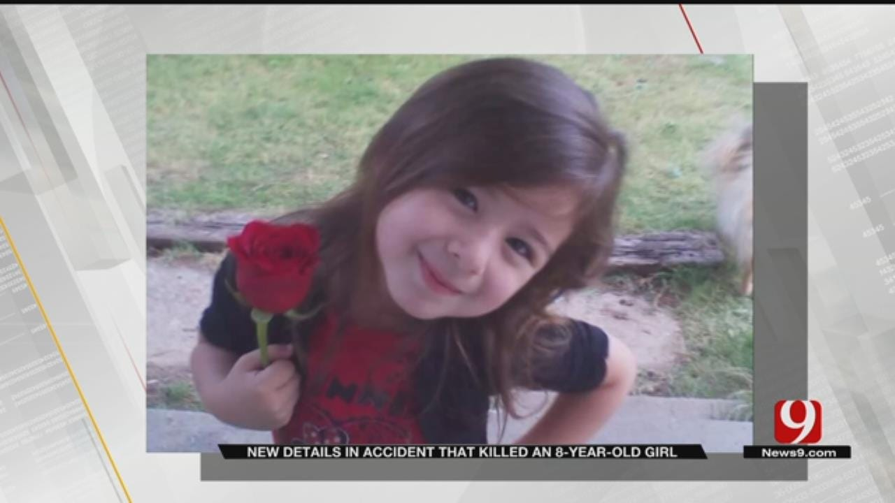 OKC Police Identify Girl Who Died After Being Hit By Car