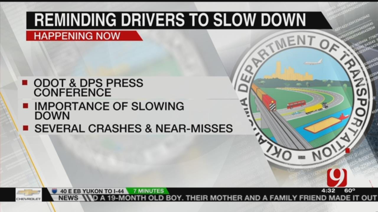 DPS, ODOT Remind Drivers To Pull Over For Emergency Vehicles