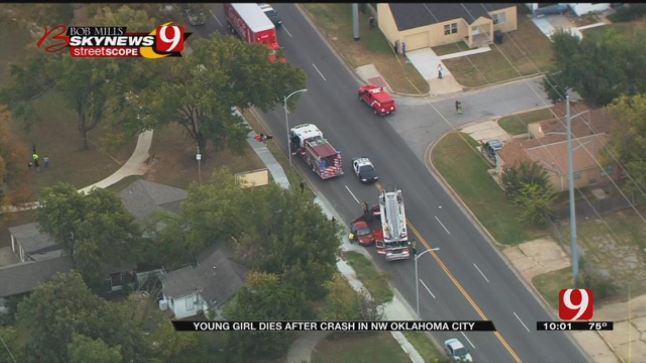 Child Dead After Being Struck By Vehicle In NW OKC