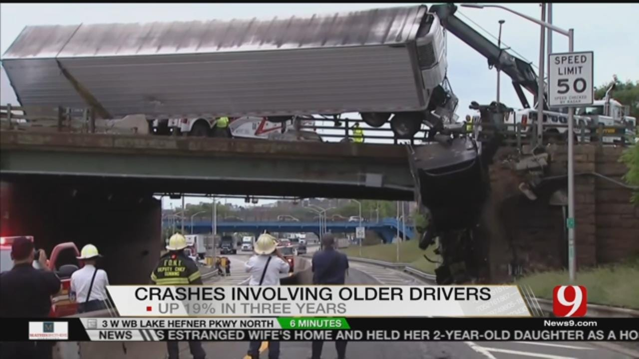 Are Older Commercial Truck Drivers Causing More Danger On Nation's Highways?