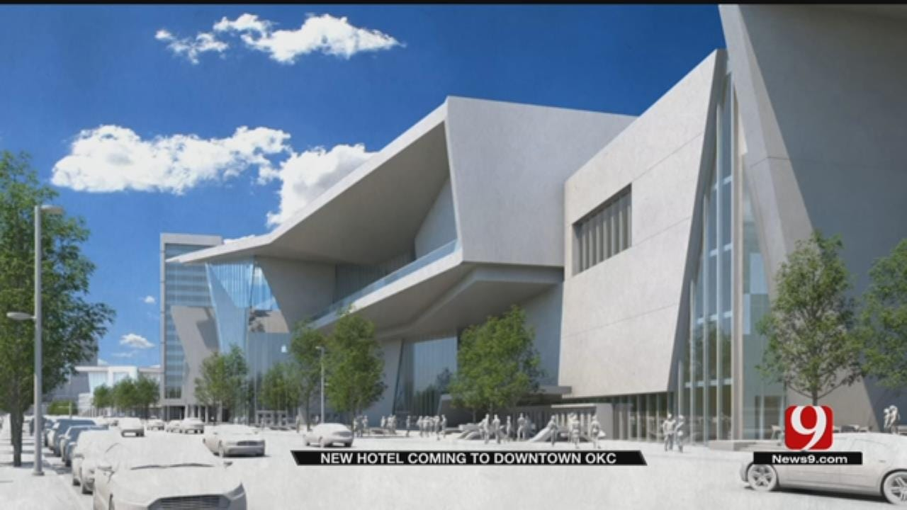 City Expected To OK Second Hotel Near Convention Center