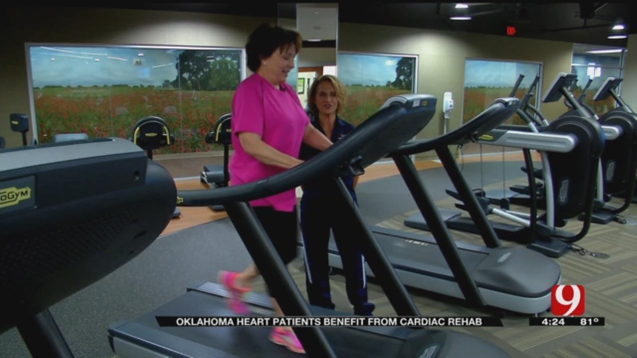 Medical Minute: Cardiac Rehab