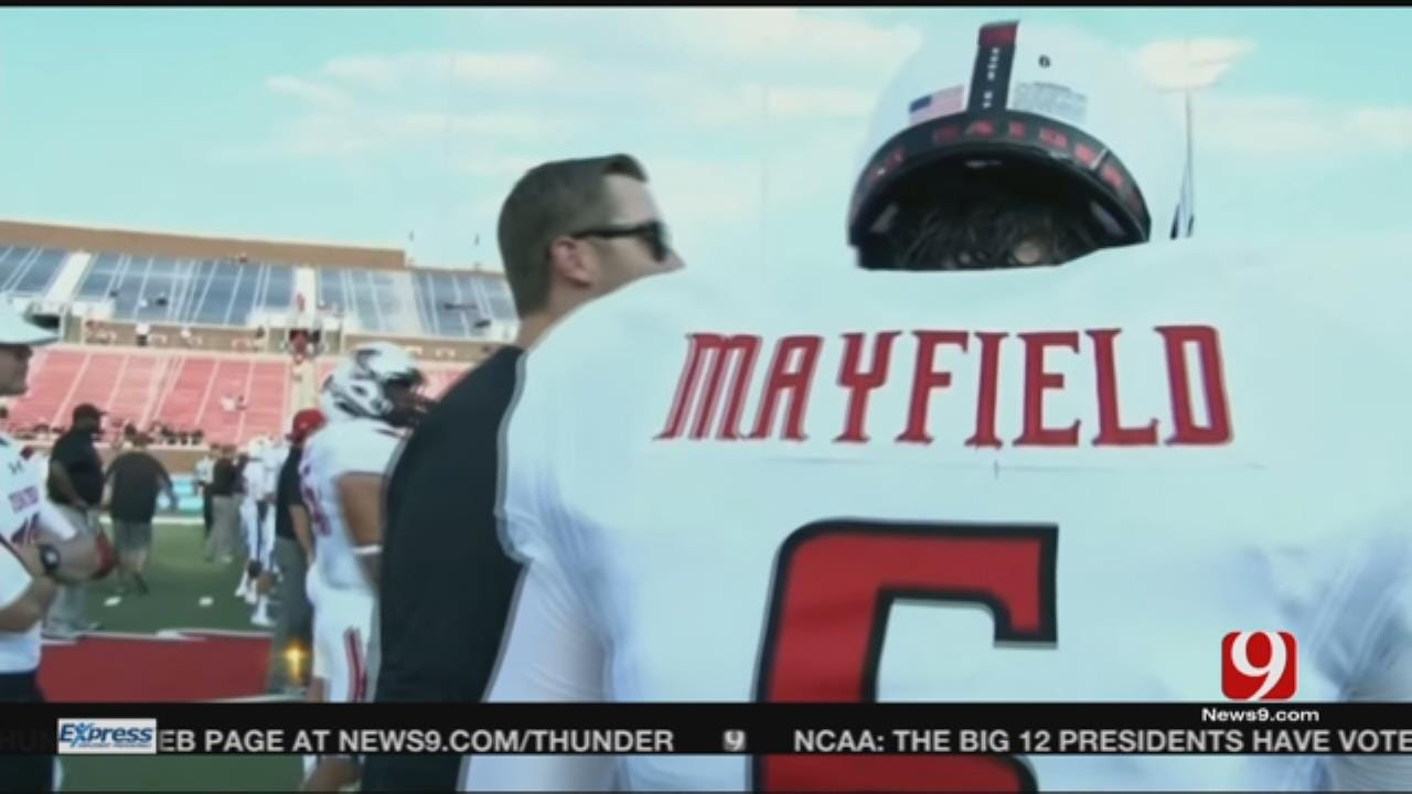 Mayfield Returns To Lubbock