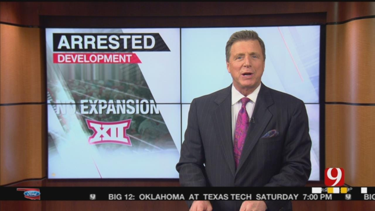 Big 12 Conference Will Not Expand
