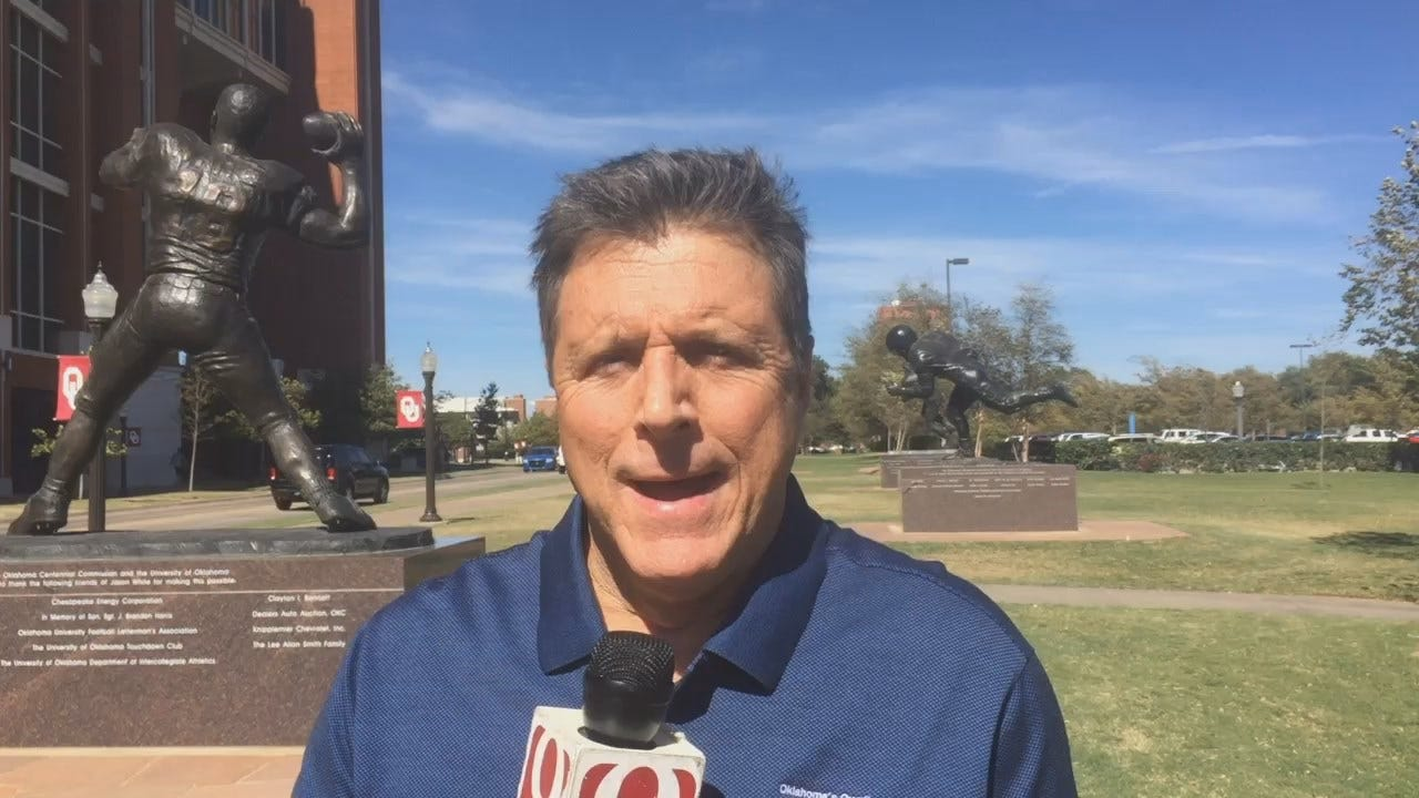 Dean Checks In From Norman Following Bob Stoops' News Conference