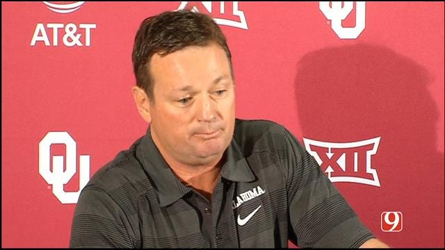 Bob Stoops' Weekly News Conference