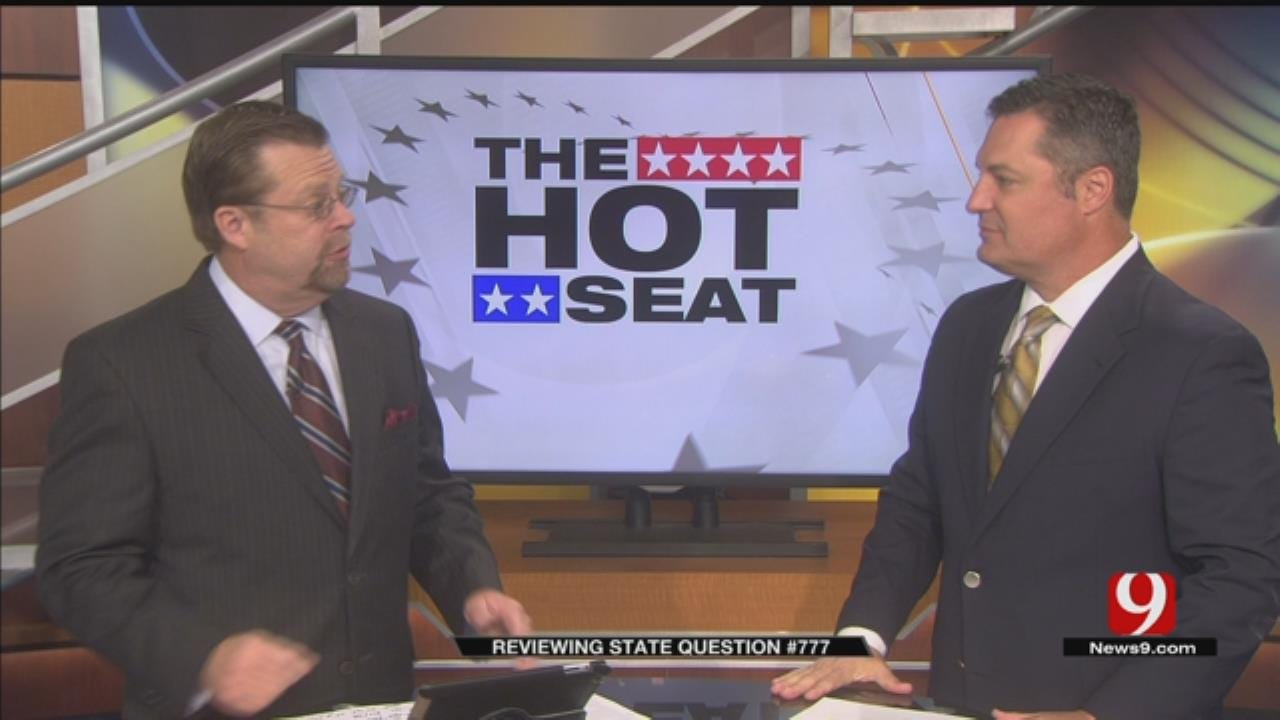Hot Seat: Attorney Noble McIntyre