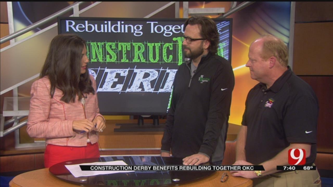 Construction Derby Benefits Rebuilding Together OKC