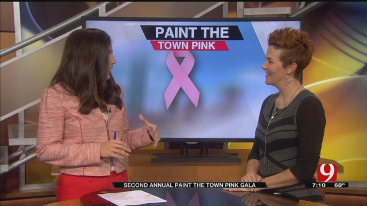 2nd Annual Paint The Town Pink Gala