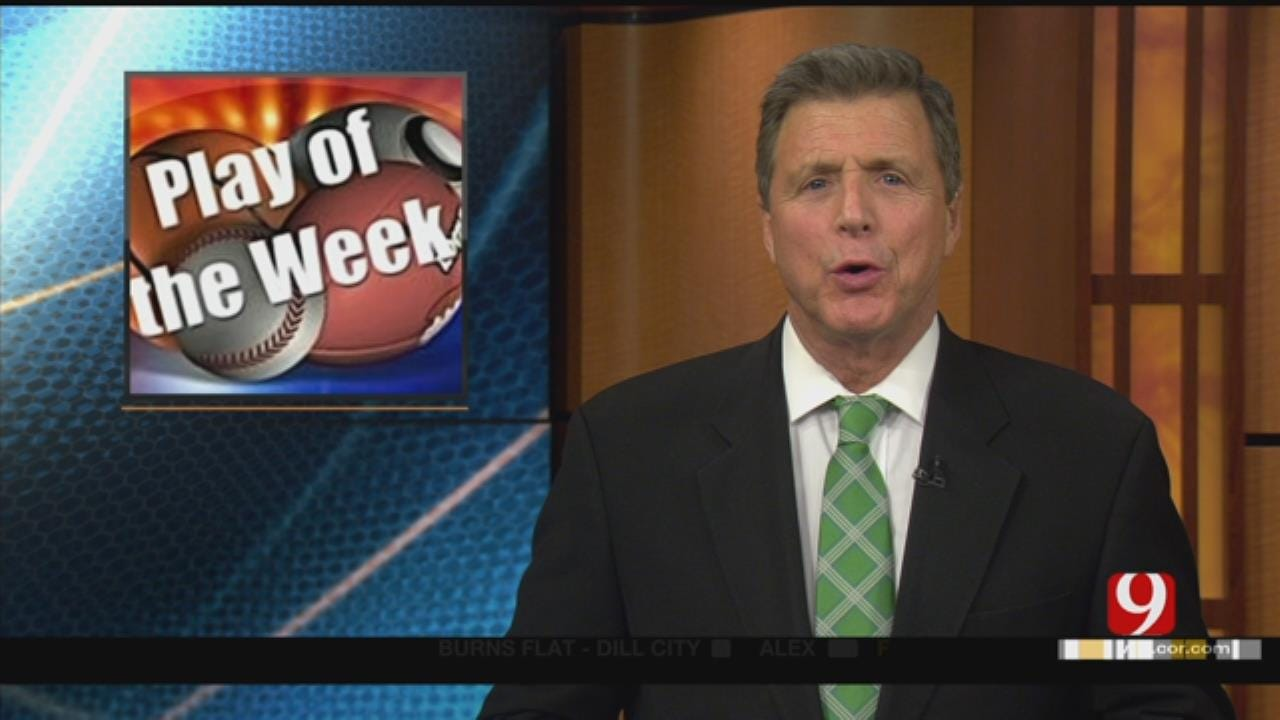 Edmond Santa Fe Picks Up The Win & Play of The Week Honors