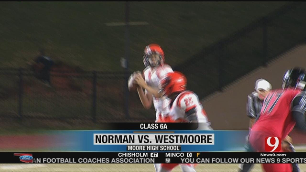 Westmoore Takes Care Of Norman 59-41
