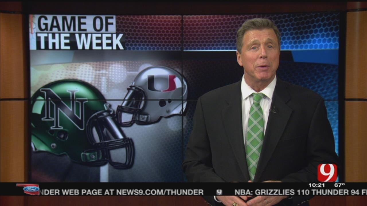 Week 7 Game Of The Week: Norman North-Tulsa Union
